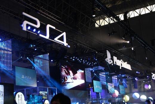 TGS2013 PS4