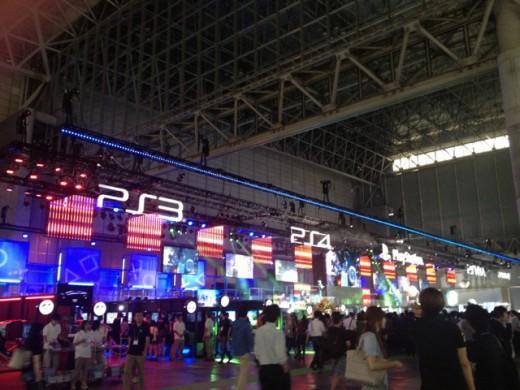 東京ゲームショウ2013 PS4
