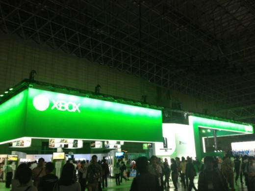 東京ゲームショウ2013 XBOX