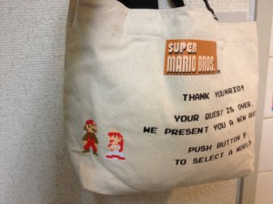 mario bag